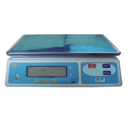 Checking Weighing Scales 4