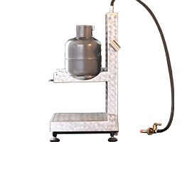 Gas Filling Scale 4